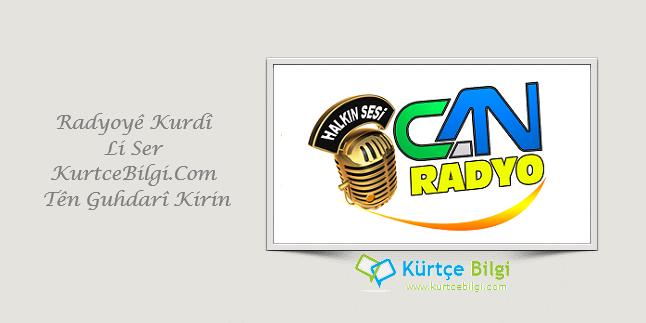 Can Radyo Canlı Yayını