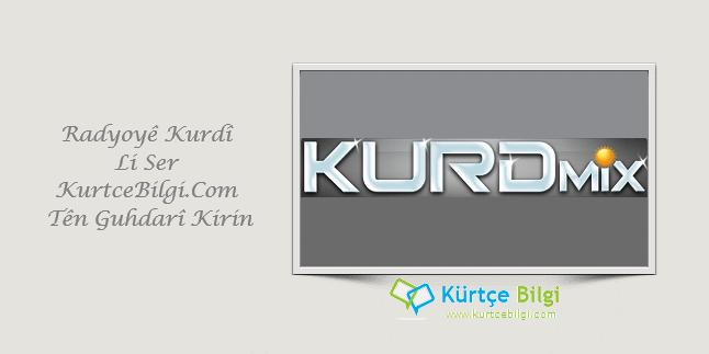 Kurd Mix Radyo Canlı Yayını