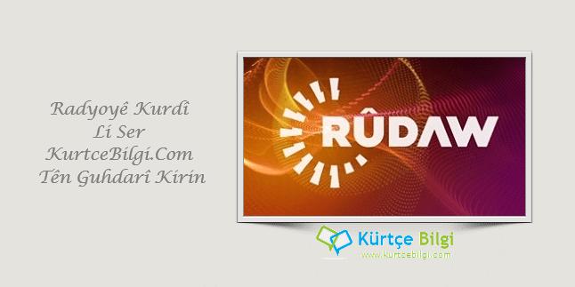 Rûdaw Radyo Canlı Yayını