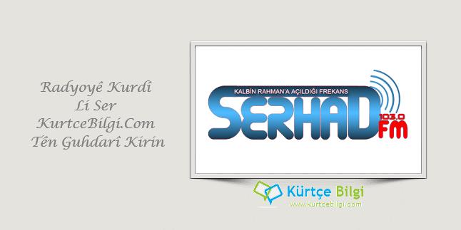 Serhad FM Canlı Yayını