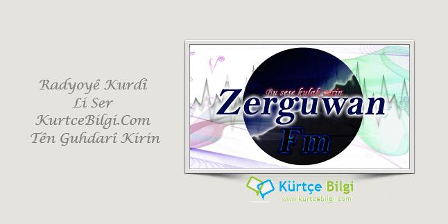 Zerguwan FM Canlı Yayını